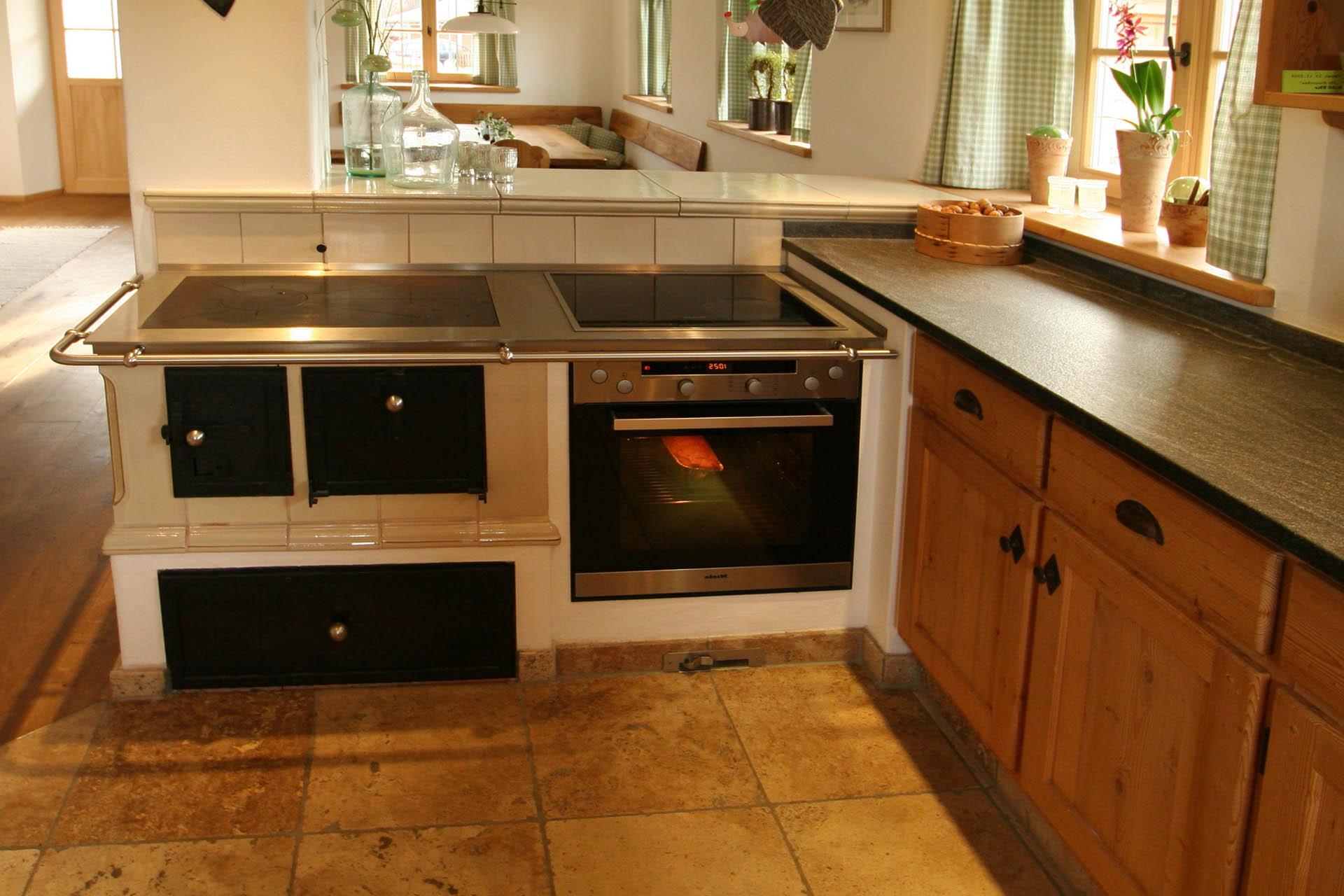 Ofenbau Madl | Ihr Ofenbauer » Küchenherd
